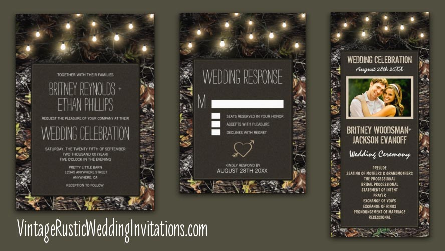 string-lights-hunting-camo-wedding-invitations